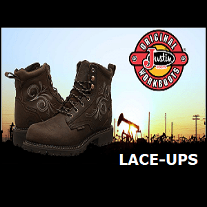 6-INCH LACE UP WORK BOOTS