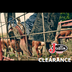 Justin Clearance