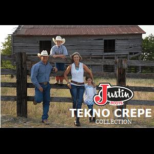 Tekno Crepe Collection