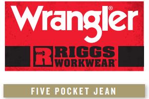 Wrangler 5 Pocket Icon