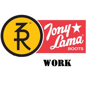 Tony Lama - 3R - Work