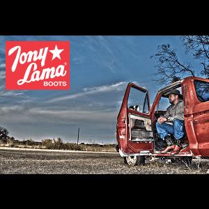 Tony Lama - Stockman