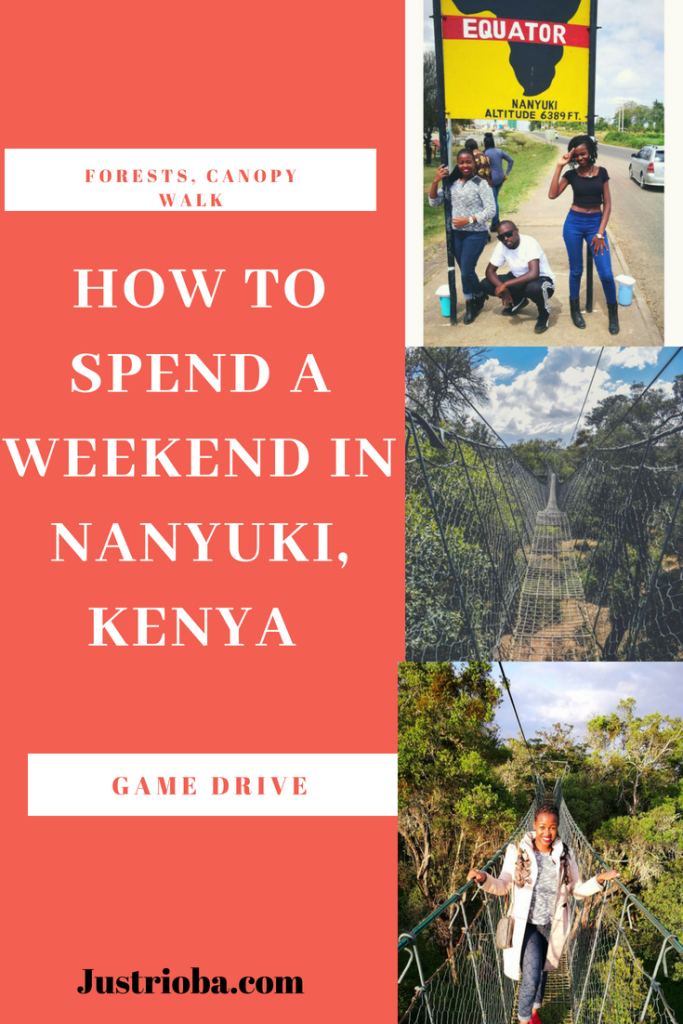 how to see the best of Nanyuki in 48 hours