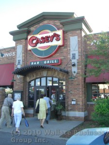 Caseys Gloucester Centre