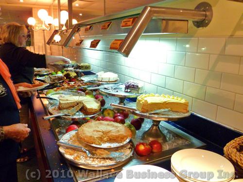 Rideau Raceway Buffet