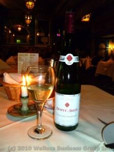 Alsace Riesling Dopff & Irion Gewürztraminer 2008