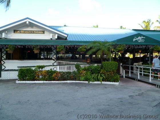 E.R. Bradley's Saloon in West Palm Beach