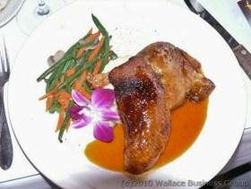 Roast Maple Leaf Duck