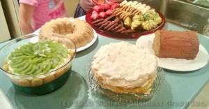 Xmas Desserts