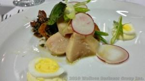 Poached White Albacore Tuna