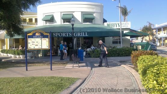 Duffys Sports Grill in Stuart