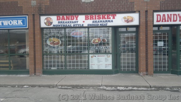 Dandy Brisket