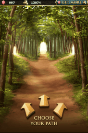 Explore enough and choose your path for rewards
