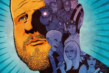 Joss WHedon by Cliff Chiang