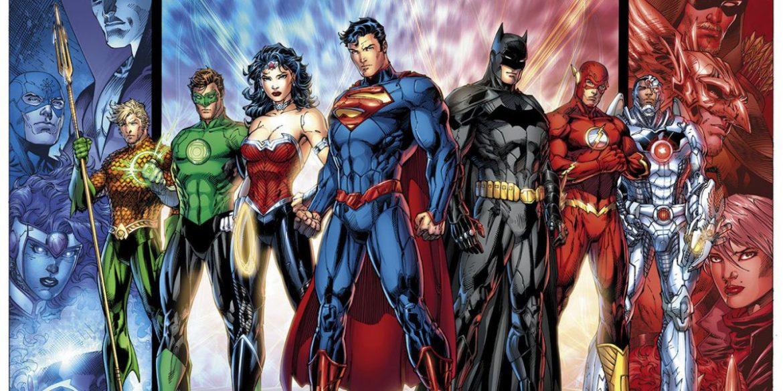 DC New 52 - Problems - JLA