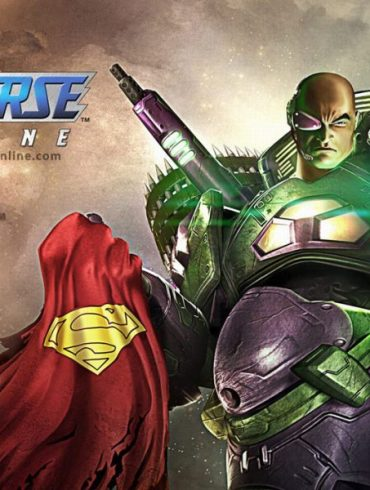 DC Universe Online Feature Lex Luthor Superman