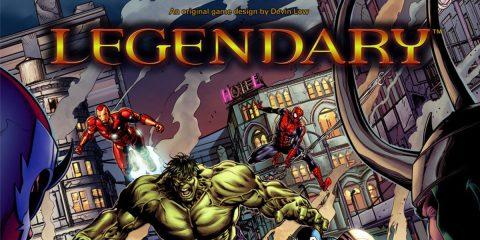 Marvel Legendary feature