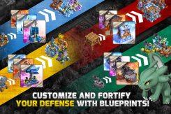 Castle Fantasia - Defence