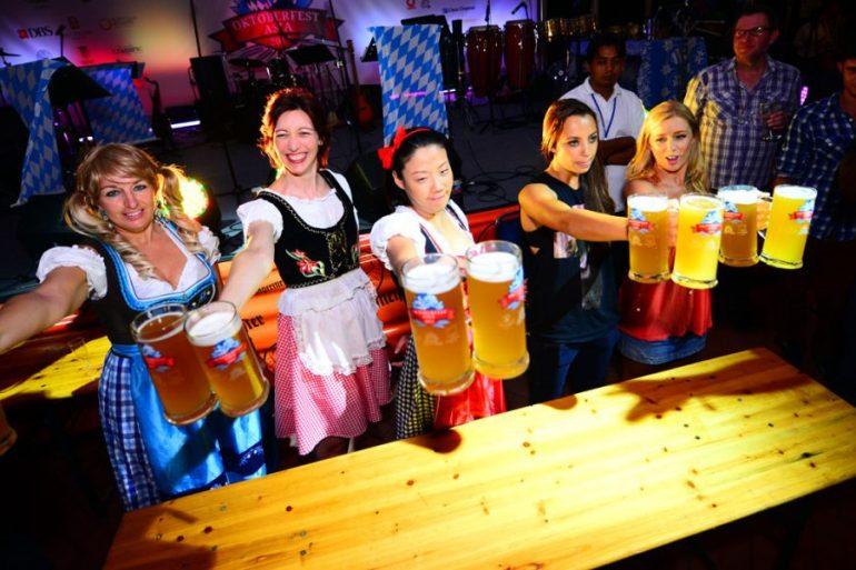 Oktoberfest Asia Feature