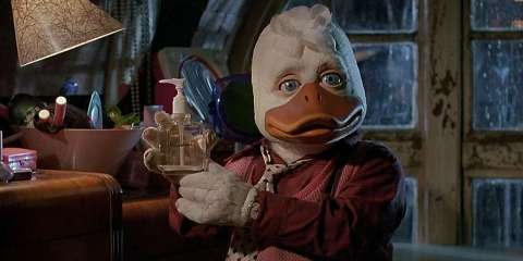 Howard the Duck Feature