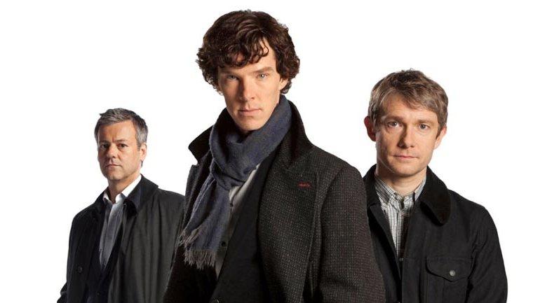 BBC Sherlock-Sociopath