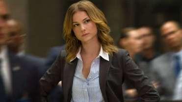 Emily VanCamp as Sharon Carter