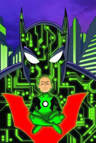 Batman Beyond #04 by Craig Rousseau