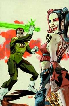 Harley Quinn #20 by Dan Panosian