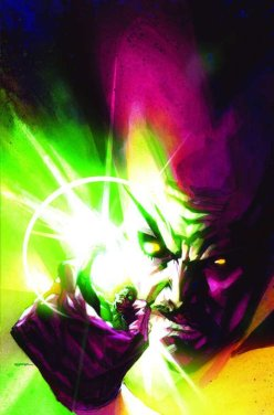 Sinestro #15 by Ryan Sook