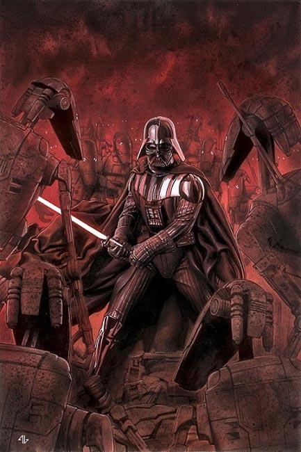 Adi-Granov - Darth-Vader