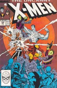 The Uncanny X-Men #229