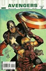 Ultimate Avengers #002