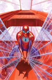 Cover by Alex Ross