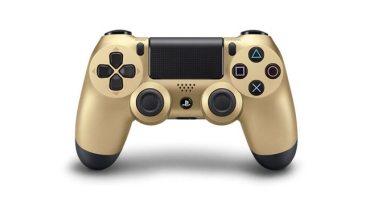 """Gold"" DUALSHOCK 4 Wireless Controller"