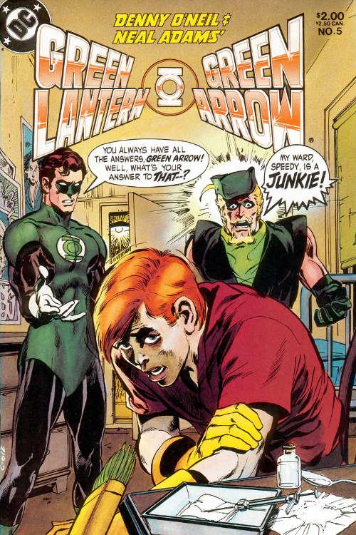 Green Lantern : Green Arrow #5