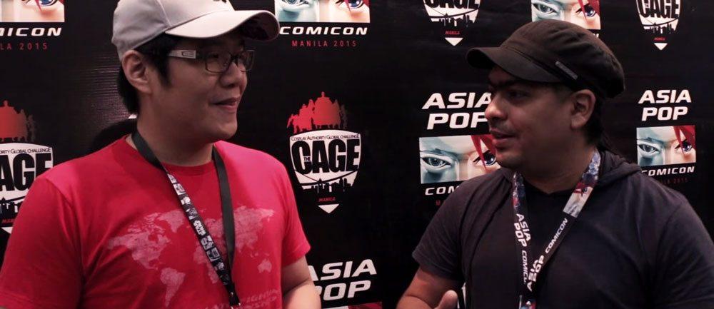 Leinil Yu Interview