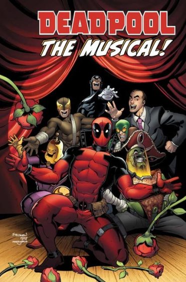 DEADPOOL THE MUSICAL #1 Reprinting DEADPOOL (2008) #49.1
