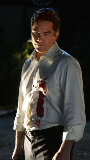 Dean Cain as Curtis Knox in Smallville