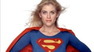 Helen Slater as Supergirl in Supergirl, 1984