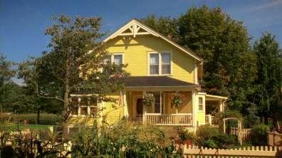 Smallville's Farmhouse