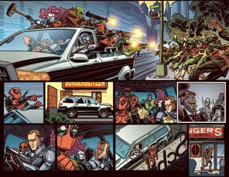 Deadpool #7 - Preview 1
