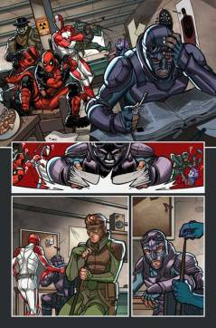 Deadpool #7 - Preview 2