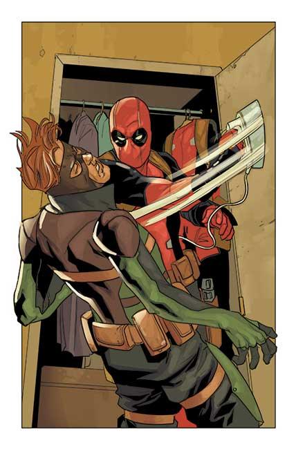 Deadpool #7 - Preview 5