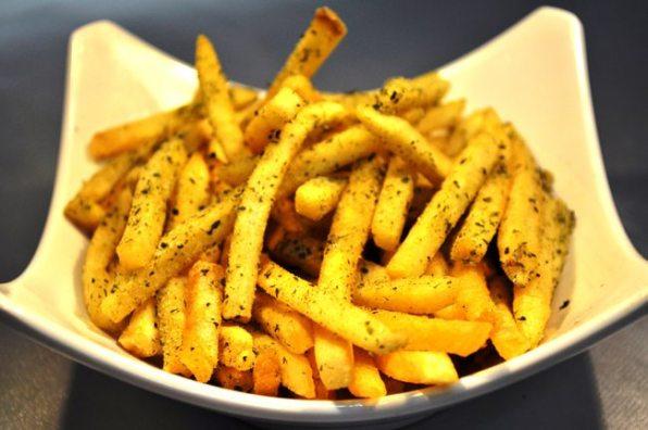 Seaweed Fries