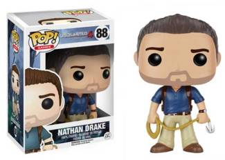 Funko POP! Uncharted: Nathan Drake