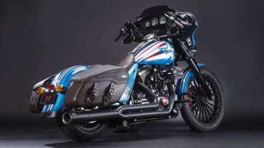 Captain America - Harley-Davidson Street Glide Special, a.k.a. Freedom