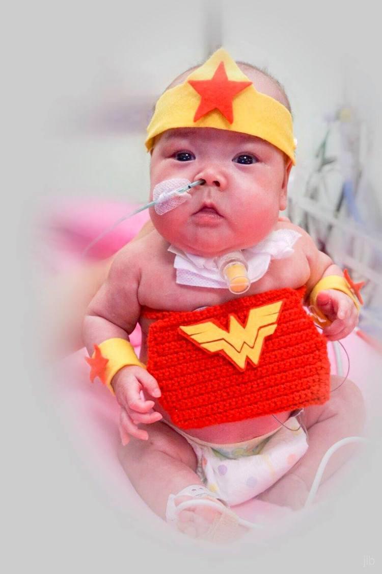 Aliia, the Wondergirl