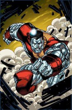INVINCIBLE IRON MAN #9 (Colossus)