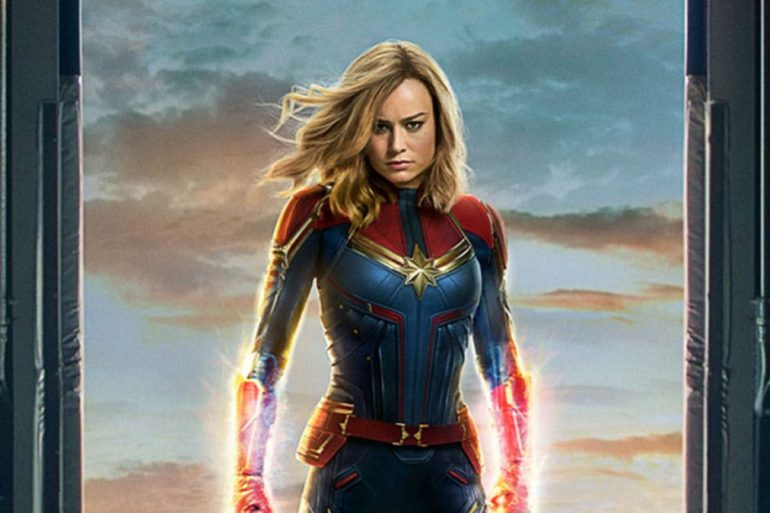 Captain Marvel Trailer 2