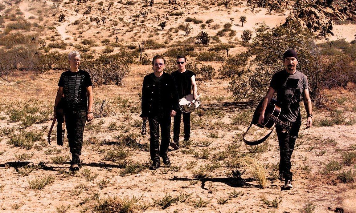 U2_Joshua Tree Tour